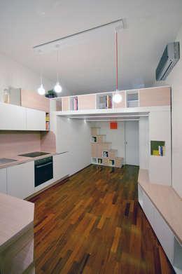 20 mq per due cronaca di un piccolo sogno for Come trovare un costruttore di casa nella tua zona