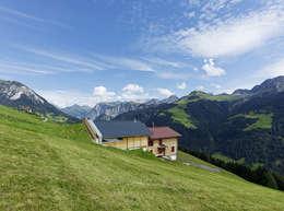 country Houses by HAMMERER ztgmbh . architekten