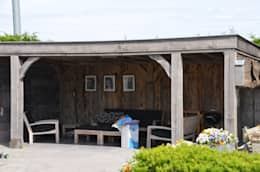 Veranda:  Gezondheidscentra door Tuin van Heden