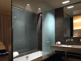 moderne Badkamer door LEDS-C4