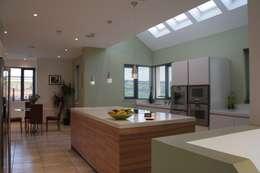 modern Kitchen by MRH Design