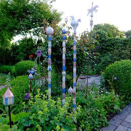 Ausgefallene gartendeko kaufen  Coole Ideen für Gartendeko, die den Garten perfekt macht