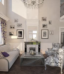 classic Living room by room4life