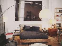 غرفة نوم تنفيذ ULTIMA PARADA