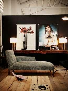 industrial Bedroom by ULTIMA PARADA