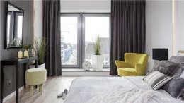SOPHISTICATED: styl , w kategorii Sypialnia zaprojektowany przez EVOLUXURY DESIGN