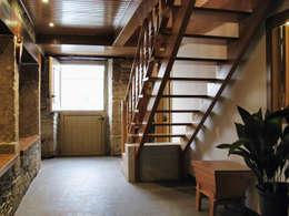 Intra Arquitectos:  tarz Koridor ve Hol