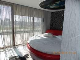 modern Nursery/kid's room by Vizyon mimarlık ve Dekorasyon