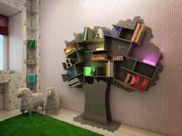 eclectic Nursery/kid's room by Васечкин  Design