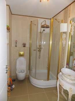 ห้องน้ำ by Vizyon mimarlık ve Dekorasyon