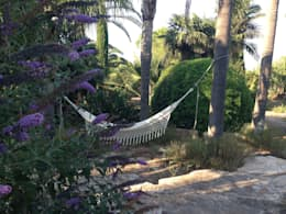 mediterranean Garden by Viveros Pou Nou