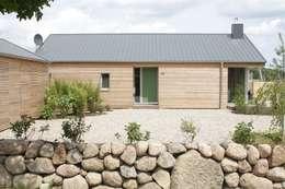 Дома в . Автор – Architekturbüro Griebel