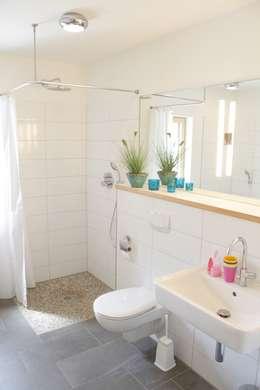 Ванные комнаты в . Автор – Architekturbüro Griebel