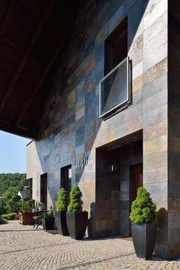 modern Houses by ARCHITEKT.LEMANSKI