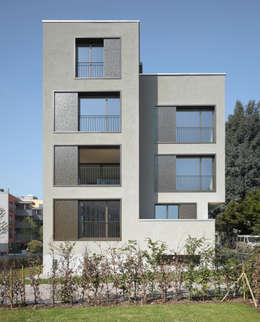 Leuppi & Schafroth Architektenが手掛けた家