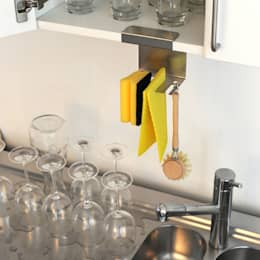 minimalistic Kitchen تنفيذ nordprodukt.de