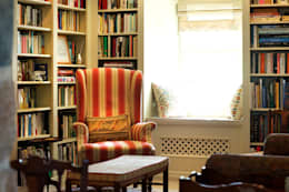 classic Study/office by CCD Architects