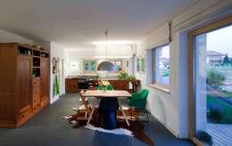 w. raum Architektur + Innenarchitektur의  주방
