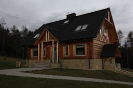Wooden houses by LK & Projekt Sp. z o.o.
