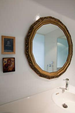 DOM W POZNANIU: styl , w kategorii Łazienka zaprojektowany przez oyster