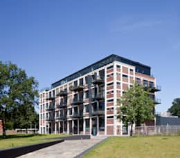 Nieuwe situatie:   door IAA Architecten