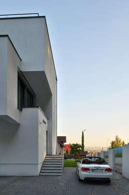 moderne Huizen door RS+ Robert Skitek