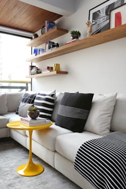Ruang Keluarga by Now Arquitetura e Interiores