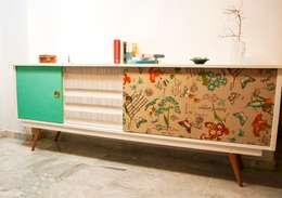 moderne Eetkamer door DKP
