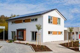 Дома в . Автор – FischerHaus GmbH & Co. KG