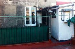 Una terraza desierta:  de estilo  de MMMU Arquitectura i Disseny