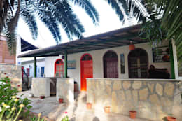 mediterranean Houses by Angora Camping