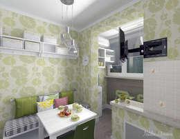 Ассорти: Кухни в . Автор – Наталия Миронова