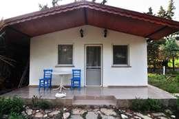 Гостиницы в . Автор – Angora Camping