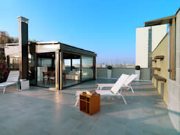 5 step per progettare una splendida terrazza a tetto !