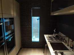 moderne Keuken door DC Aquariums