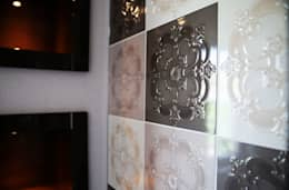 Aykuthall Architectural Interiors – Sunflower'da Bir Ev: klasik tarz tarz Banyo