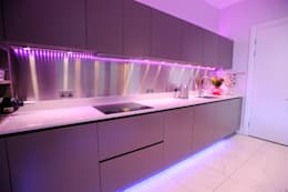 Project Shots: modern Kitchen by Beccy Smart Photography
