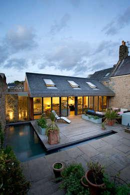 moderne Huizen door CCD Architects