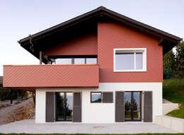 Дома в . Автор – Singer Baenziger Architekten