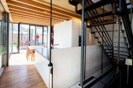 modern Kitchen by Schiller Architektur BDA