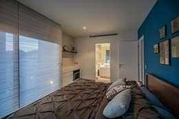 ESTUDIO TANGUMA: modern tarz Yatak Odası