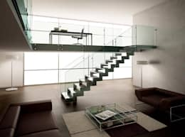 Corridor, hallway & stairs  by NORD SCALE