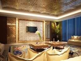 classic Living room by Diva Yapı