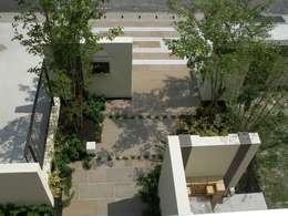 設計工房ひなたぼこ의  정원