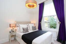 غرفة نوم تنفيذ Agata C Design