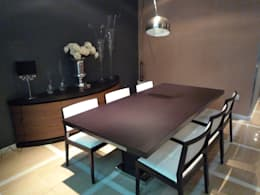 modern Dining room by Aris & Paco Camús