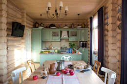 country Kitchen by Tatiana Ivanova Design