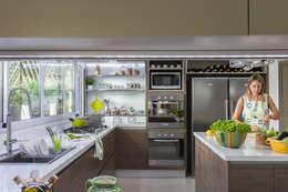 Dapur by GUTMAN+LEHRER ARQUITECTAS