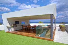Nicolas Tye Architects:  tarz Teras