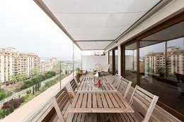 Projekty,  Ogród zimowy zaprojektowane przez RM arquitectura